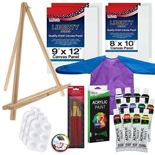 U.S. Art Supply 29-Piece Children