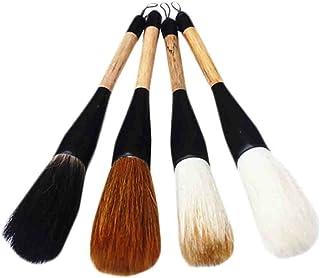 4-Packs Hair Brush Calligraphy Brushes Painting Brush Writing Brush