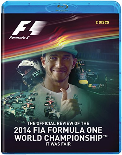 2014 Formel 1 Weltmeisterschaft, Formula One World Championship [Blu-ray] [Reino Unido]