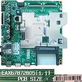 Placa Main EAX67872805(1.1), LG 70UK6950PLA
