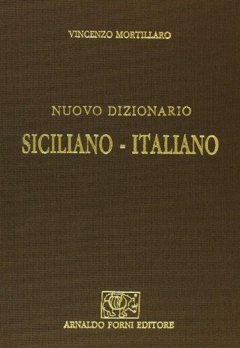 Nuovo dizionario siciliano-italiano (rist. anast. Palermo, 1876-81)
