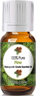 Pine Essential Oil for Diffuser & Reed Diffusers (100% Pure Essential Oil) 10ml