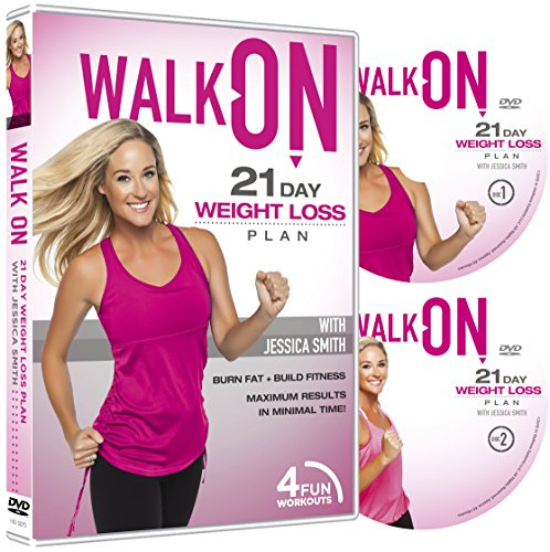 Walk On: 21 Day Weight Loss Plan with Jessica Smith