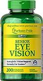 Puritan's Pride Eye Vitamins - Best Reviews Guide