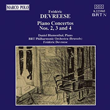 DEVREESE: Piano Concertos Nos. 2-4