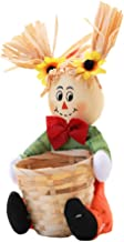 LIOOBO Halloween mand, geweven, voor poppen, voor op het bureau