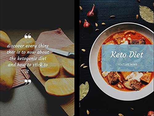 Keto Diet : discover every thins ther is to now about the ketogenic diet and how to stick to it