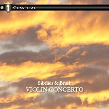 Sibelius & Bruch - Violin Concerto