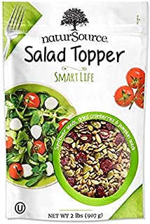 naturSource Salad Topper Smart Life Vegan No Artificial Ingredients 2 lb