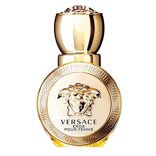 Versace Eros Pour Femme Eau de Parfum für Damen, 100 ml