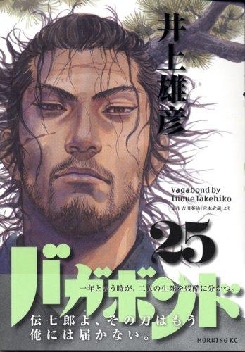 Vagabond (25) (Morning KC) (2007) ISBN: 4063725820 [Japanese Import]