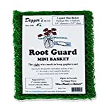Diggers Bulk Pack - 24 Qty Mini RootGuard Heavy Duty Gopher Wire...
