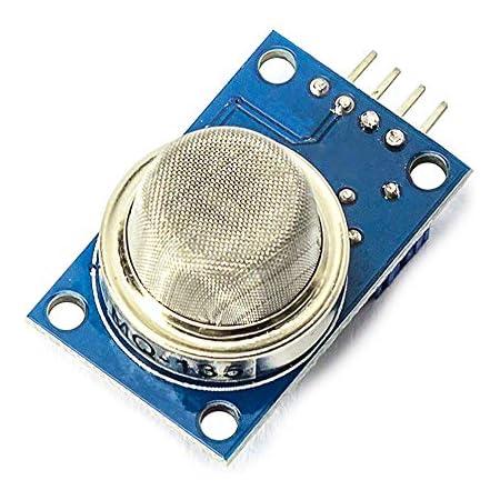 Luftqualität-Sensor Giftgas-Sensor Modul MQ-135 Arduino Raspberry Pi Beispiel