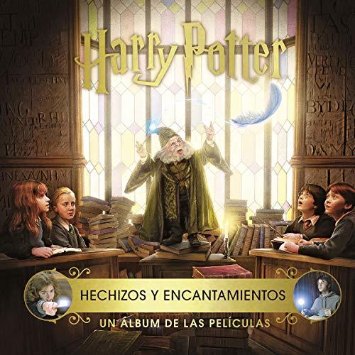 Libro hechizos harry potter