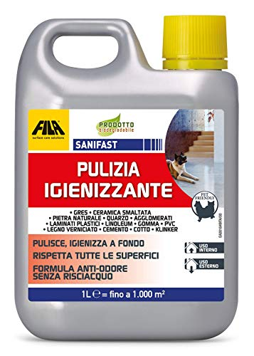 FILA Surface Care Solutions Sanifast, 1 l