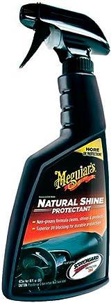 Meguiar´s G4116 Natural Shine Abrillantador de Tableros, 473ml