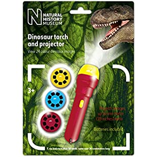 Natural History Museum N5130 Dinosaur Torch and Projector:Asagao