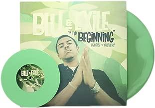 BLU & EXILE - In The Beginning: Before The Heavens 2XLP -Exclusive Green Swirl vinyl + 7