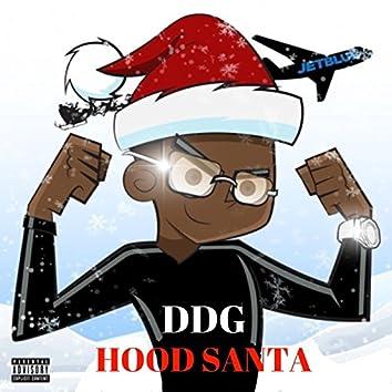 Hood Santa