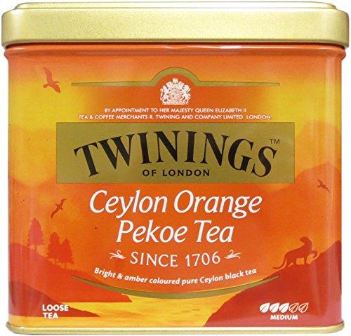 トワイニング オレンジペコ― 200g