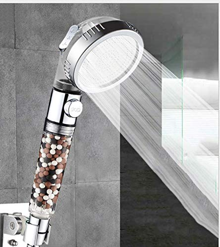 Shower Head Ionic Filter Filtration High...