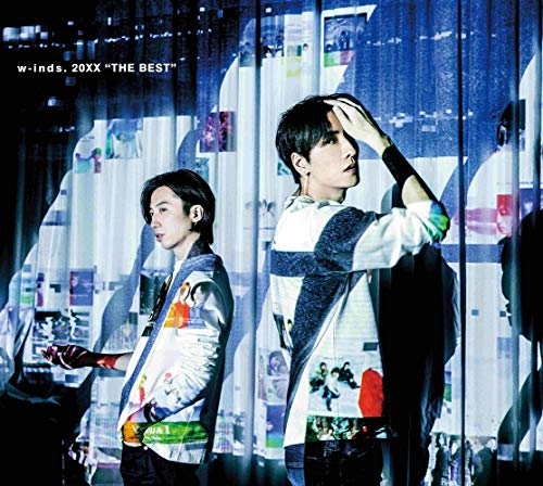"w-inds. Best Album 『20XX ""THE BEST""』初回限定盤(特典なし)"