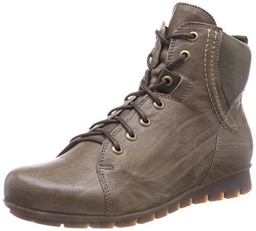 Think! Damen Menscha_383076 Desert Boots, Beige (23 Kred/Kombi), 35 EU