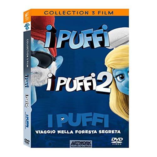 Puffi: Collezione 3 Film (3 DVD)