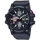 Reloj Casio G-Shock de cuarzo negro Dial para hombre GSG100-1A8
