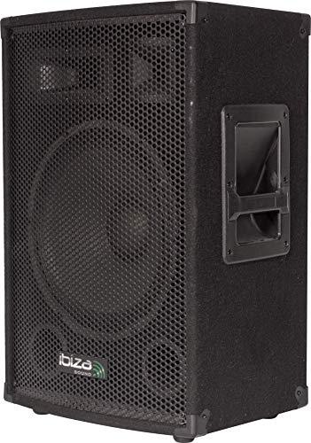 """IBIZA DISCO15B 3-WEGE 15\"""" Disco PA-Lautsprecher 700 Watt PARTY MUSIK EVENT DJ BÜHNE BOX BESCHALLUNGSANLAGE SOUNDSYSTEM"""