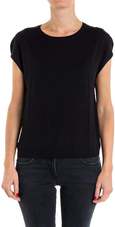 Hemisphere Women's 172464217999 Black Wool Sweater