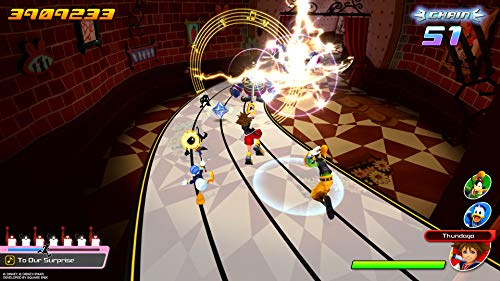 511MPIYyvgL - Kingdom Hearts Melody of Memory - PlayStation 4