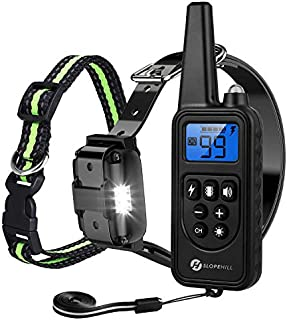 Slopehill Dog Training Collar