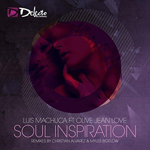 Luis Machuca feat. Olive Jean Love