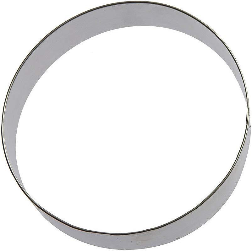 Foose Round Circle Cookie Cutter 7 In