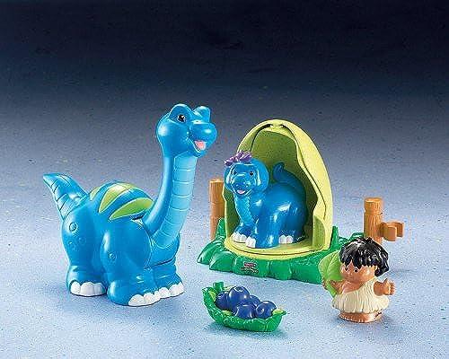 Mattel - Fisher Price Little People J4424-0 - Nick Dino