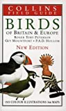 Birds of Britain & Europe (Collins Field Guide) - Roger T. Peterson