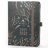 Boxclever Press Enjoy Everyday Kalender 2021 2022. Schülerkalender 2021 2022 von Aug. 21 - Aug. 22. Leichter Terminplaner 2021 2022. Hübscher Planer 2021 2022 mit gepunkteten Notizseiten & Zielsetzung