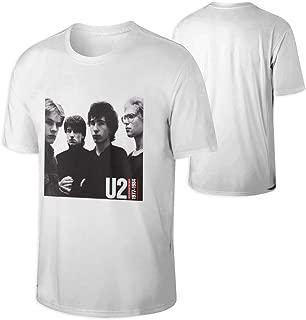 RobbinsTonya U2 Men Classic Bonus Neck T-Shirt Black