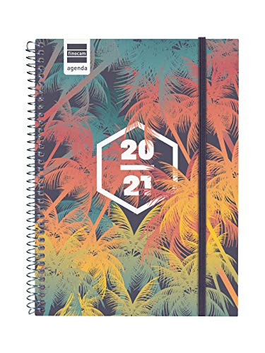 Finocam - Agenda Curso 2020-2021 Cuarto-155x212 Semana Vista...