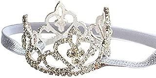 Princess Birthday Girl Tiara Headband Newborn Pageant Headdress Props Toy Jewelry, Princess Tiaras Costume