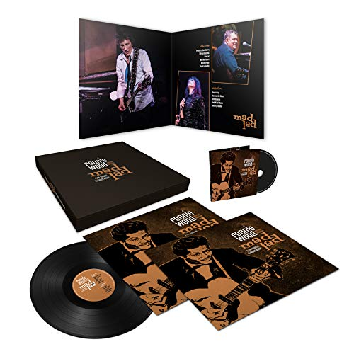 Mad Lad:a Live Tribute to Chuck Berry(Deluxe Edt.) [Vinyl LP]