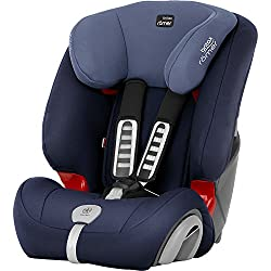 Britax Römer brand It is suitable for children from 9 months to 12 years Reassuring safety from 9kg to 36kg 5-point safety harness Non SICT