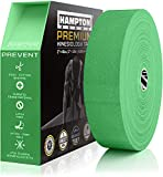 (135 Feet) Bulk Kinesiology Tape Waterproof Roll Sports Therapy Support for Knee, Muscle, Wrist, Shoulder, Back/Original Uncut Premium Therapeutic Elastic & Hypoallergenic Cotton - (Green)