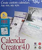 Calendar Creator 4.0