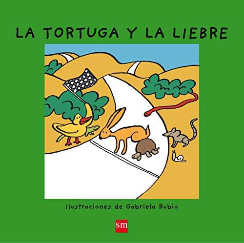 La tortuga y la liebre (¡Ya sé leer!)