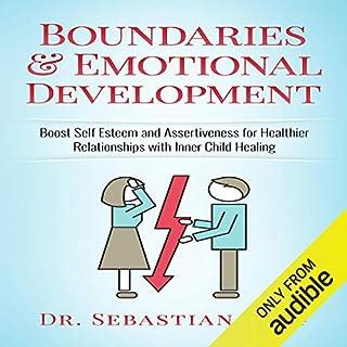 Boundaries & Emotional Development audiobook cover art