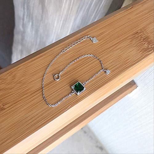 LFWQ Fashion Creatieve Party Boor Zirkoon Armband Vrouwelijke Temperament Eenvoudige Honderd Hand Ring Armband Honing Gift