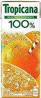 キリン トロピカーナ 100%ジュース オレンジ 250ml 紙パック×24本入×2ケース