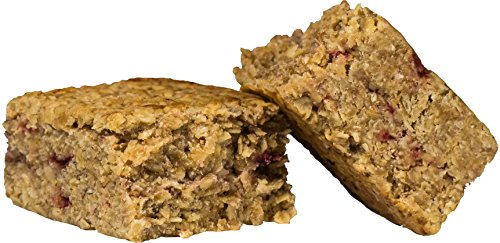 Oat Cake Energieriegel Kirsch Marzipan - Idealer Energy Weight Gainer und Muskelaufbau Booster oder als Protein Riegel Alternative, der Oatsnack mit Instant Oats von Supplify 24x 125g (3.000g)